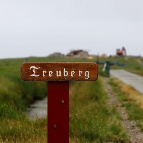 Was von Treuberg übrig blieb