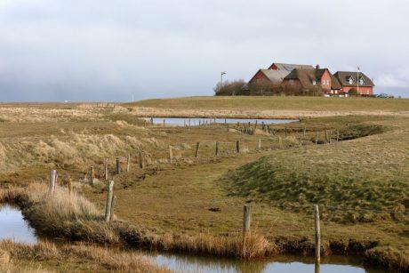 hier ist der Nordmarscher Friedhof