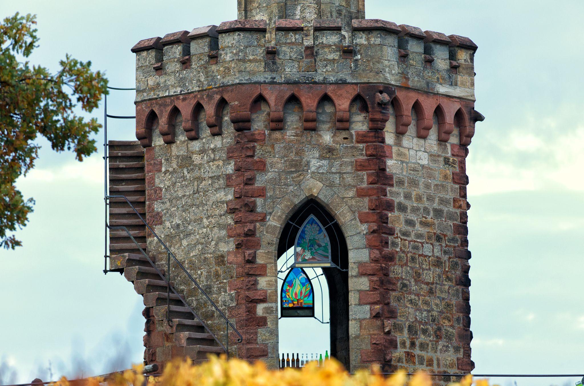 Wunderschöner gotischer Sandsteinbau